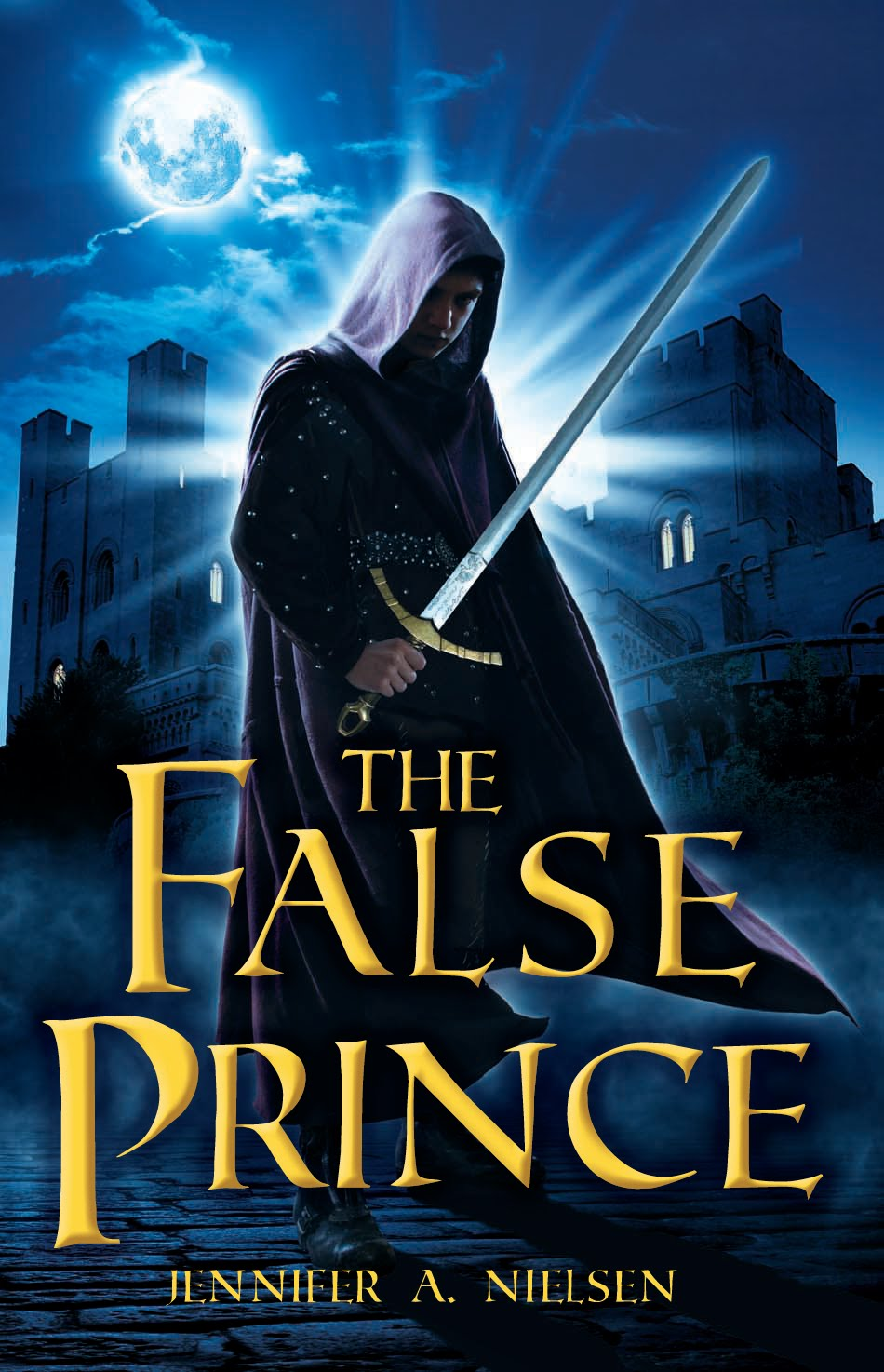 the false prince � jennifer a nielsen ink shelves